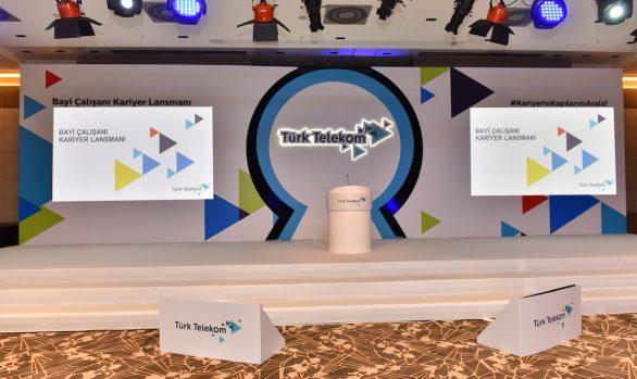 Türk Telekom Bayi Çalışanları Kariyer Lansmanı